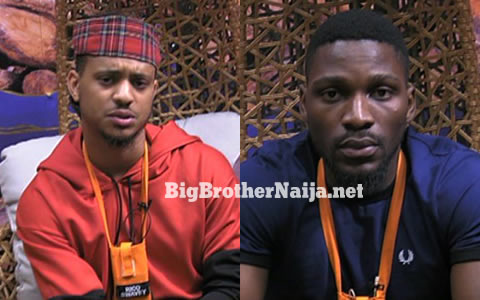 Tobi and Rico Swavey Win The Big Brother Naija 2018 Nokia Challenge