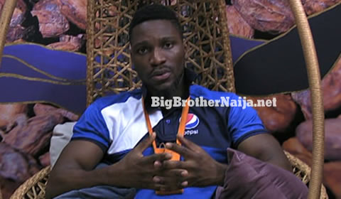 Day 49: Tobi Bakre Receives A Double Strike From Big Brother