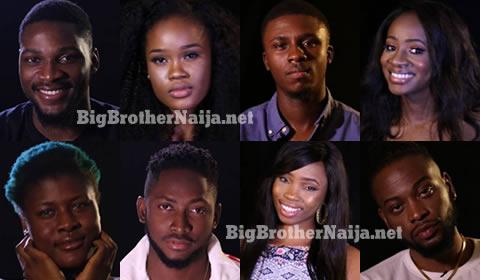 Big Brother Naija 2018 Week 7 Nominated Housemates