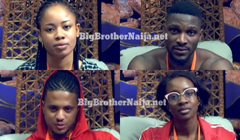 Big Brother Naija 2018 Week 7 Nominations Results