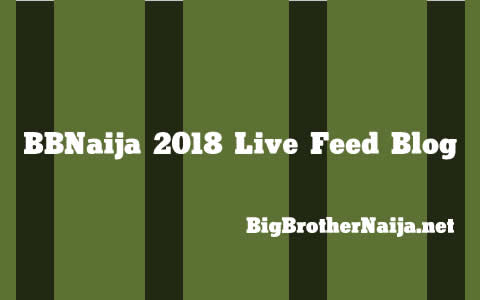 Big Brother Naija 2018 Live Feed Blog