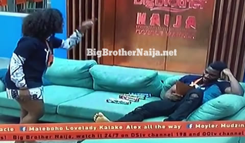 Cee-C Humiliates Tobi Bakre For Gossiping About Her