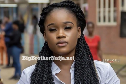 Big Brother Naija Viewers See Cee-C As The Strongest Female Housemate