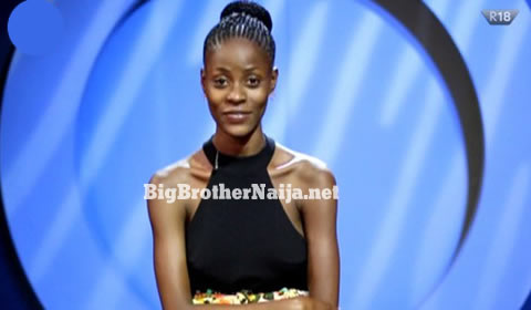 Khloe Evicted From Big Brother Naija 2018