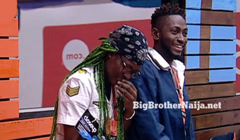 Miracle And Alex win A Million Naira in The Closeup Challenge