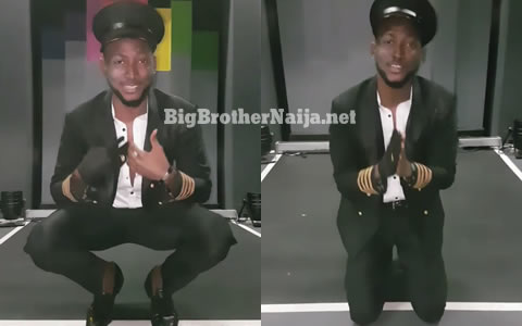 Miracle Ikechukwu Thanks His Fans After Being Crowned Winner Of Big Brother Naija 2018