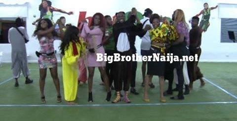 Big Brother Naija 2019 Week 2 Task Presentation