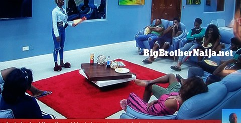 Big Brother Naija 2019 Week 4 task presentation task