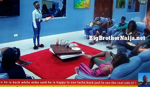Big Brother Naija 2019 Week 4 task presentation task
