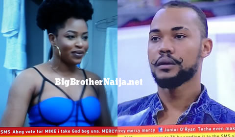 Enkay and Joe enter Big Brother Naija 2019 house on day 31