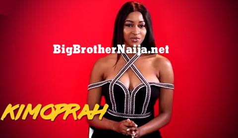KimOprah Big Brother Naija 2019 Housemate