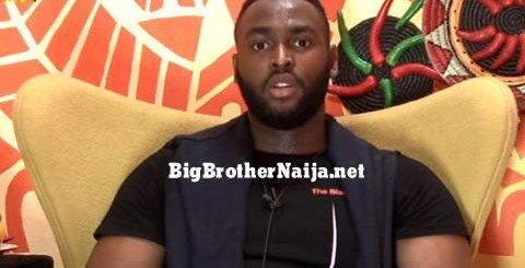 Nelson Allison evicted big brother naija 2019