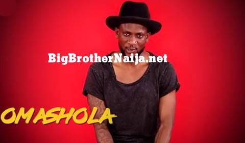 Omashola Big Brother Naija 2019 Housemate