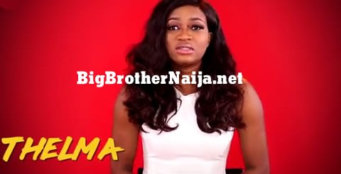 Thelma Ibemere Big Brother Naija 2019 Housemate