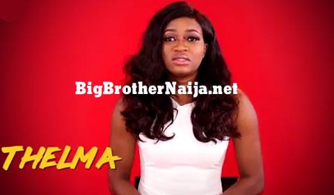 Thelma Ibemere Big Brother Naija 2019 Housemate