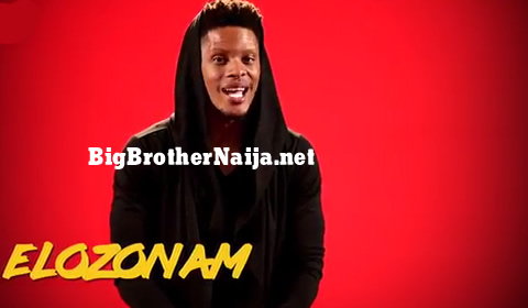 Elozonam Ogbolu, Big Brother Naija 2019 'Season 4' Housemate