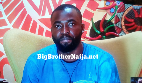 Gedoni evicted from Big Brother Naija 2019 on Day 56 of the show
