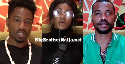 Big Brother issues Ike, Tacha and Joe with strikes on day 43