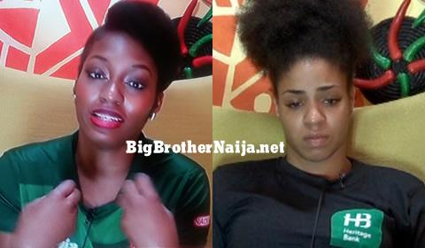Khafi Kareem and Venita Fight Over An Acting Role on Day 43 Of Big Brother Naija Season 4