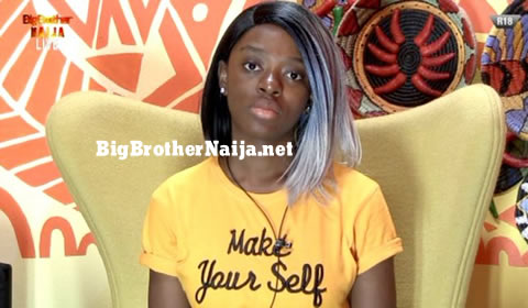 Diane Evicted From Big Brother Naija 2019