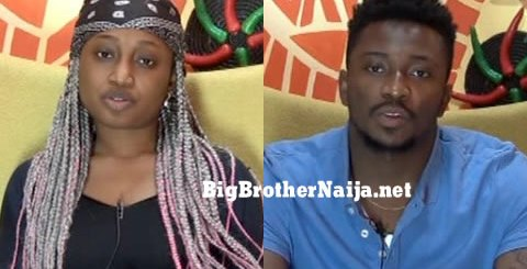 Esther And Sir Dee Evicted From Big Brother Naija 2019 on Day 63 of the show
