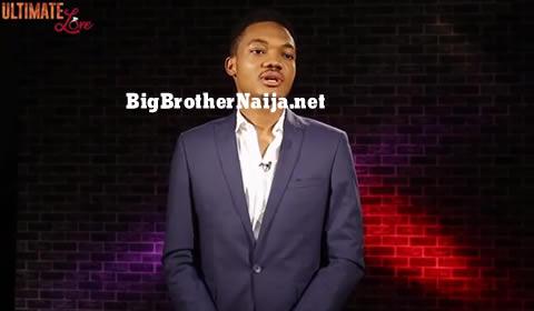 Michael Ngene - Ultimate Love Season 1 Housemate