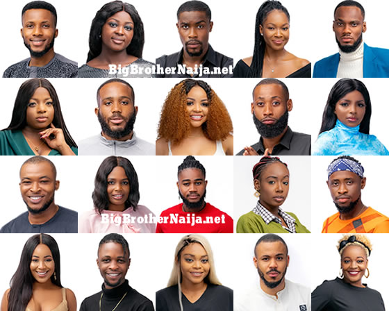 Big Brother Naija 2020 Housemates Names and Ages