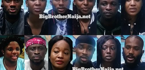 Big Brother Naija 2020 Week 6 Nominated Housemates