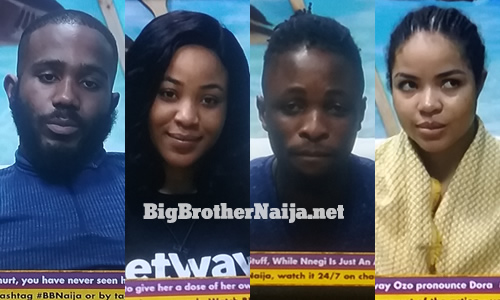 Big Brother Naija 2020 week 6 voting results