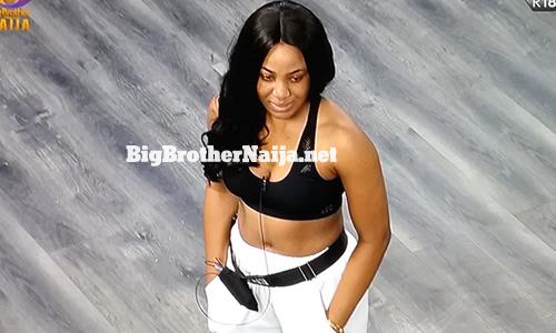 Erica Wins Big Brother Naija 2020 Week 7 Head of House Title