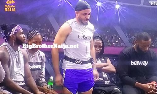 Ozo Ozoemena Chukwu wins Head of House title for Big Brother Naija seaon 5 week 3
