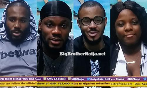 Big Brother Naija 2020 week 8 Nominated housemates and voting results