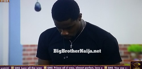 Neo receives a Strong and Final Warning on Day 49 of Big Brother Naija 2020 'Season 5'