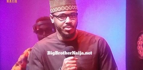 Ozo has been evicted from Big Brother Naija 2020 on day 63