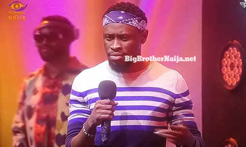 Trikytee has been evicted from Big Brother Naija 2020 on day 63