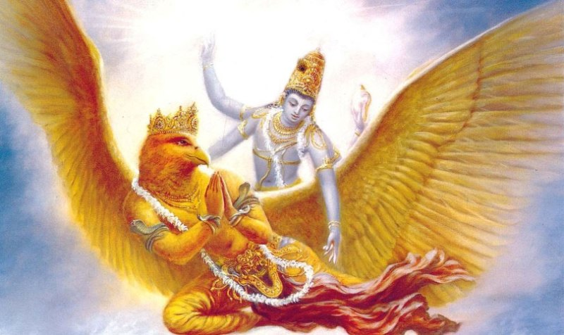 Garuda Mantra Meaning & Benefits - The Most Powerful Mantra
