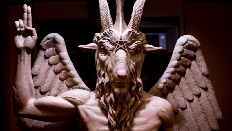 Satanic Idol