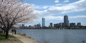 Springtime in Boston is a great time to get your moving projects finished