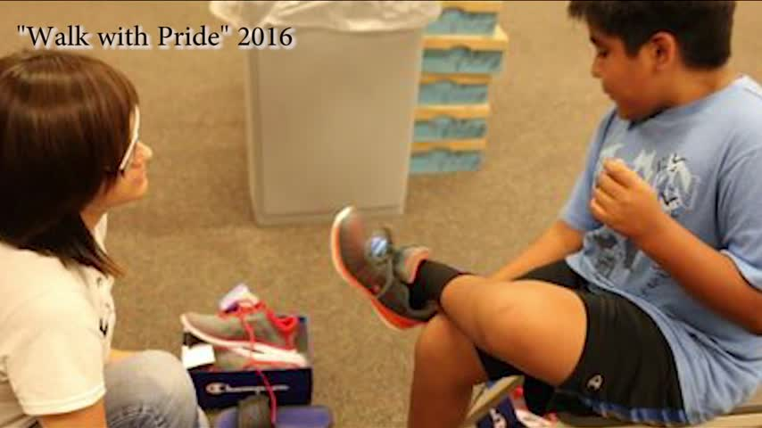 New shoes to be bought for kids in need_19597088