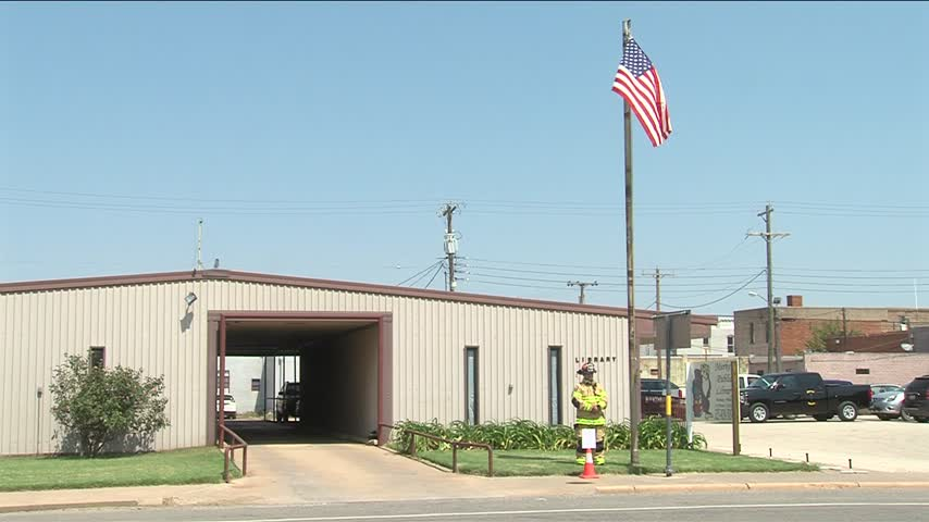 Big Country first responders honor fire fighters lost in 911_86887018