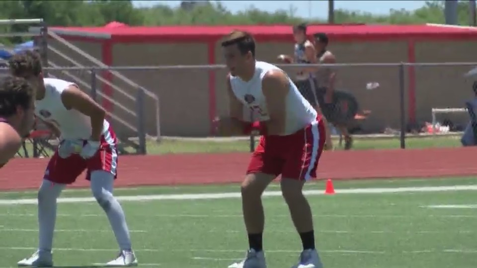 Lots of benefits to 7-on-7 football for Jim Ned