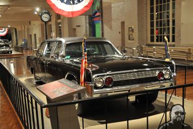 John F. Kennedy's 1961 Lincoln
