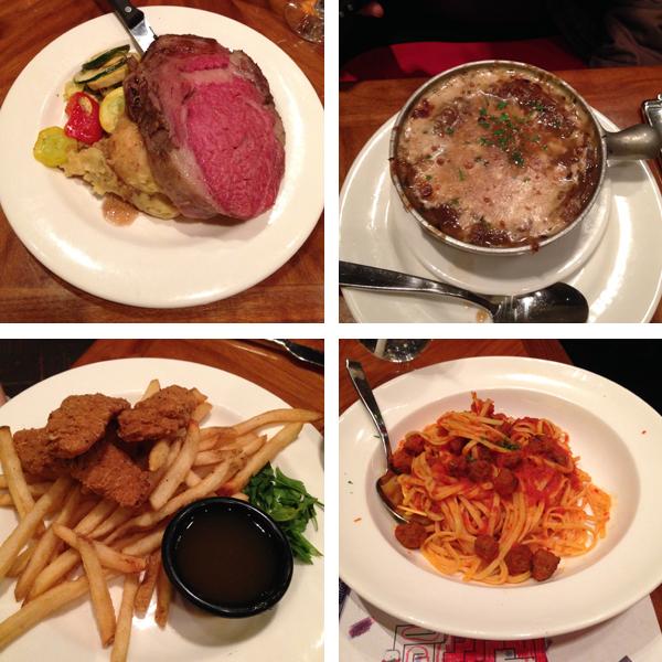 Casino Rama Food