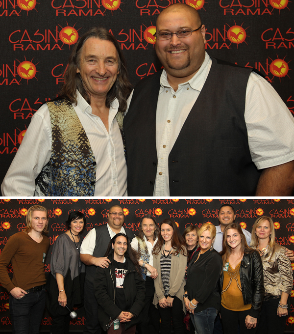 casino rama roger and me