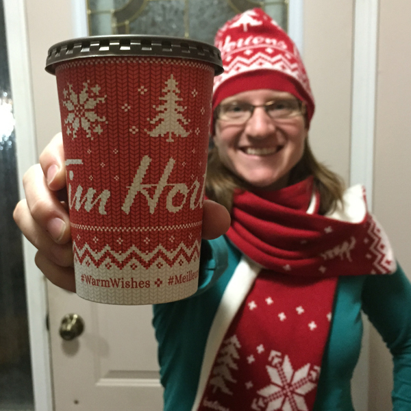 Warm Wishes Wendy with cup