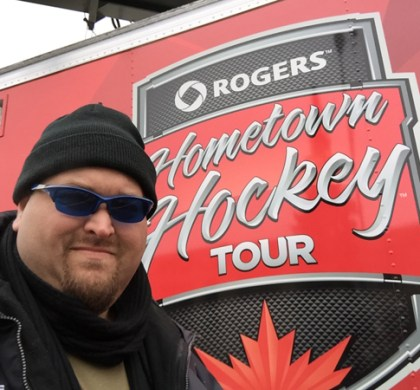 A weekend of @HometownHockey_ and a Samsung Galaxy Tab S Giveaway! #HometownHockey