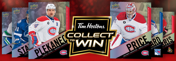 Introducing @TimHortons Collector Series NHL Hockey ...
