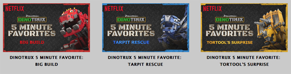 5 more minutes dinotrux