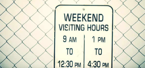 OITNB visiting hours