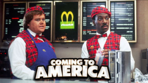 JULY NETFLIX COMING TO AMERICA